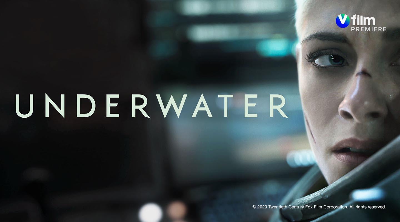 Underwater V film premiere -kanavalla