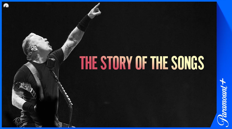 The Story of the Songs Paramount+-suoratoistopalvelussa