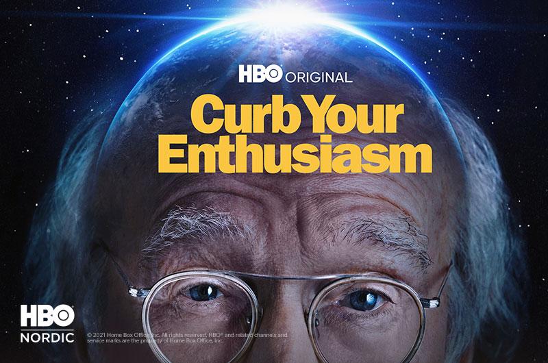Curb Your Enthusiasm HBO Nordicilla