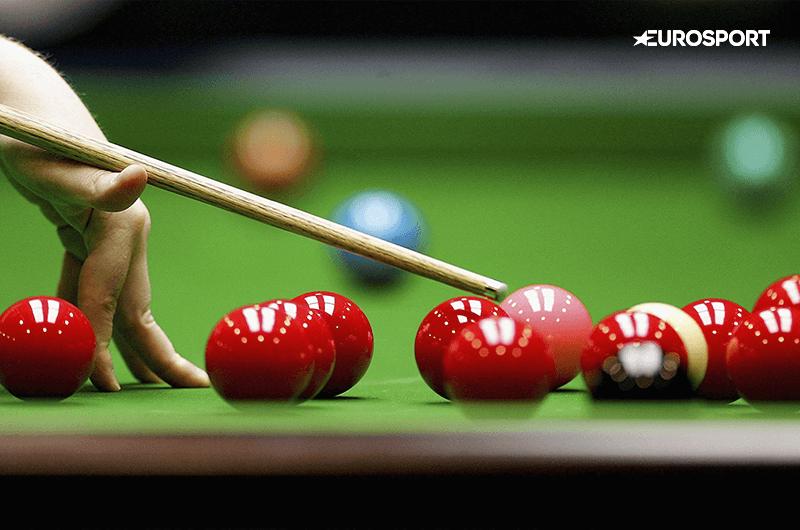 Eurosport - Snookerin MM-karsinnat