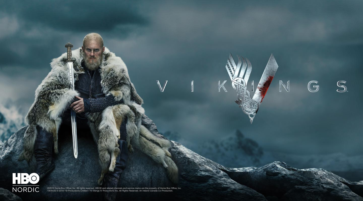 Vikings HBO Nordicilla