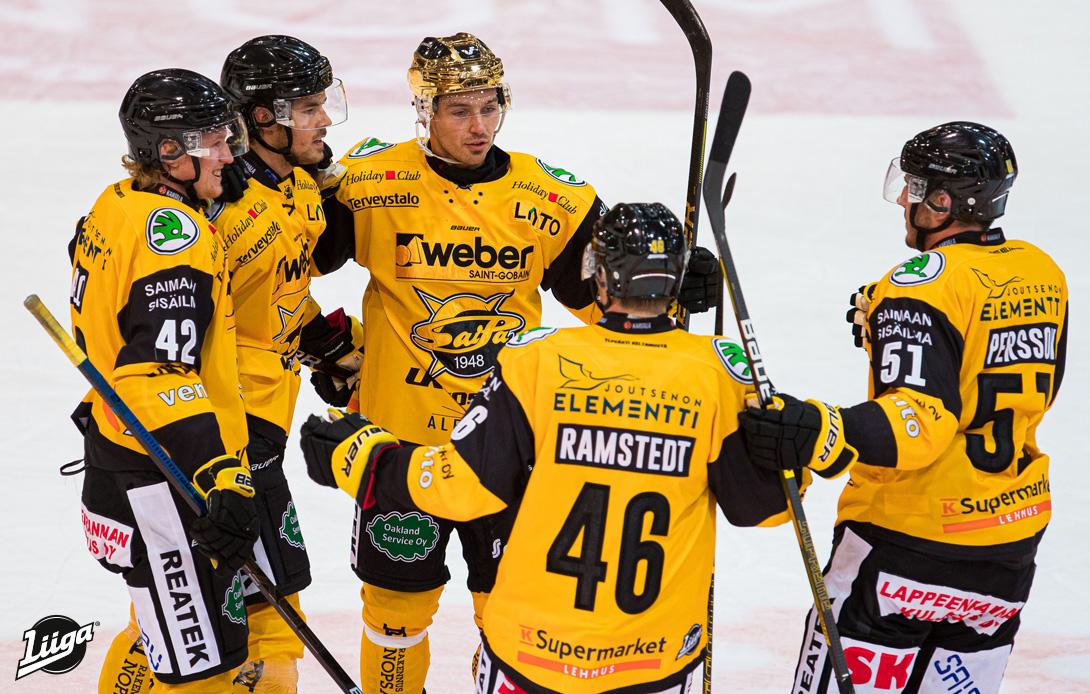 Liiga 2019–2020 Saipa