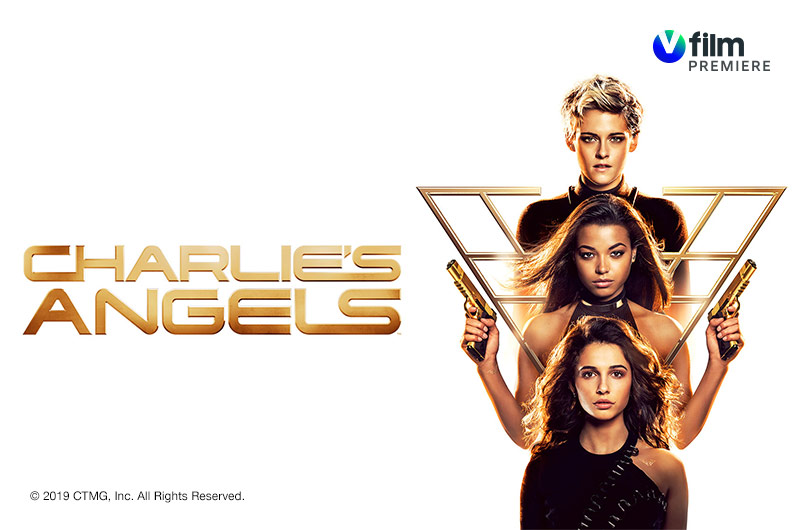 V film - Charlies Angels