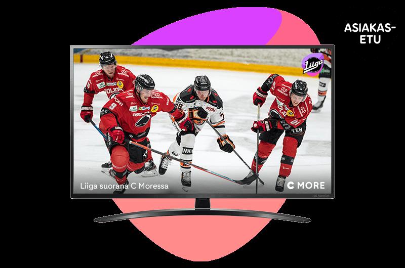 C More Hockey: Liiga suorana C Moressa