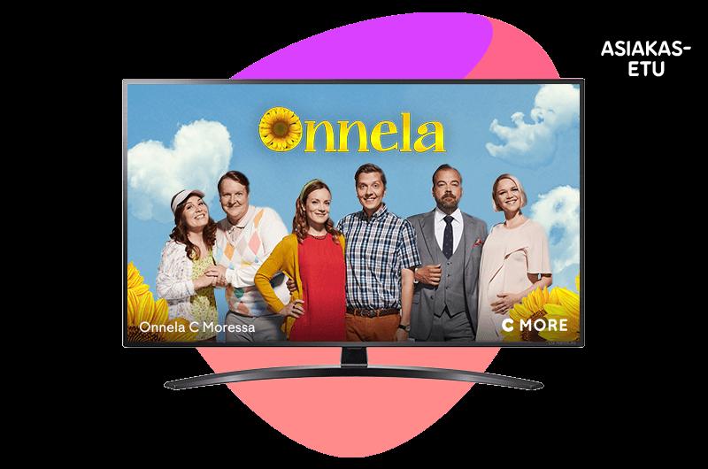 C More TV: Onnela C Moressa