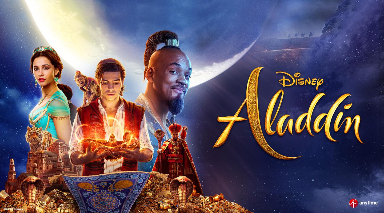 Telia TV vuokraamo Aladdin