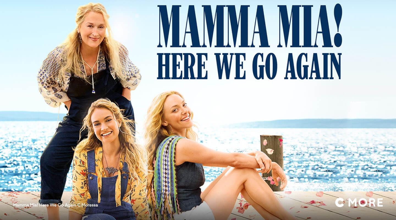 Mamma Mia! Here We Go Again C Morella