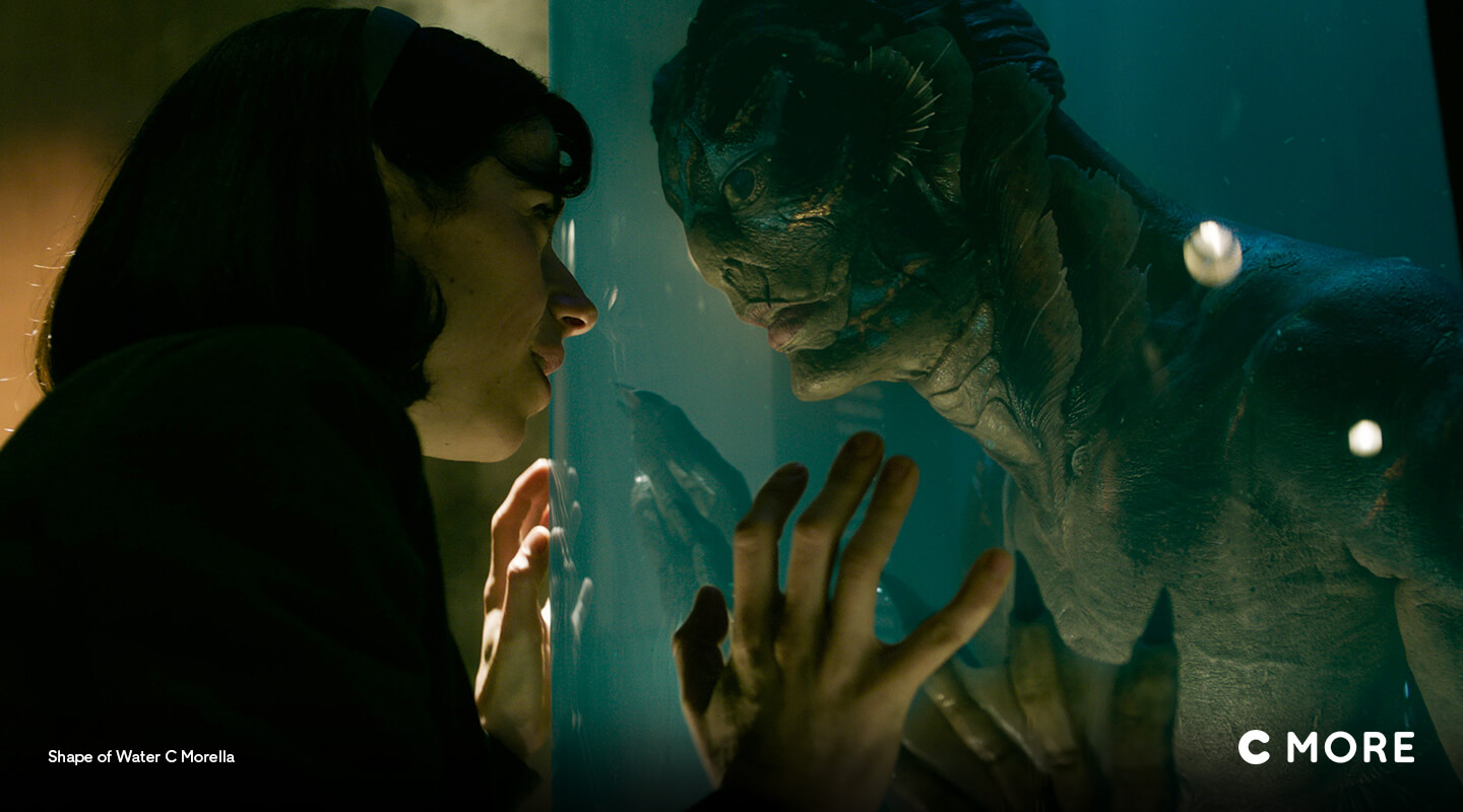 C More – The Shape of Water