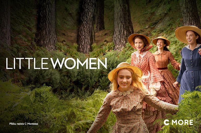 C More - Pikku naisia