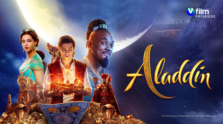 V film – Aladdin