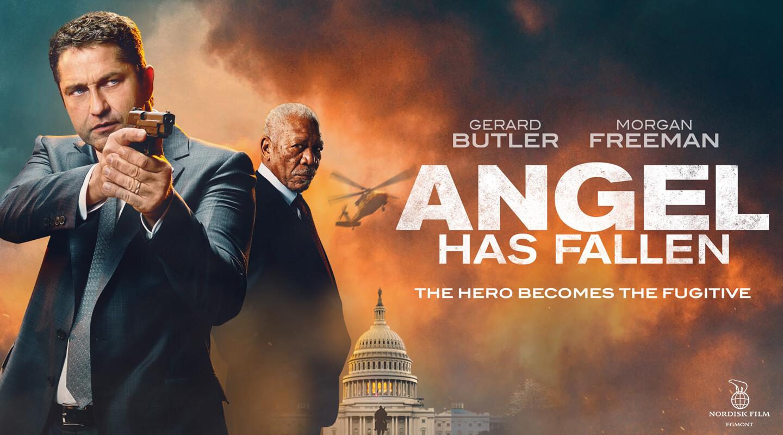 Angel Has Fallen Vuokraamossa