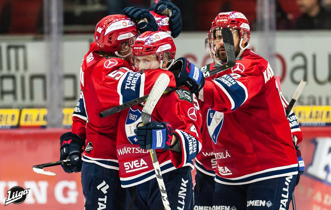 Liiga 2019–2020 HIFK