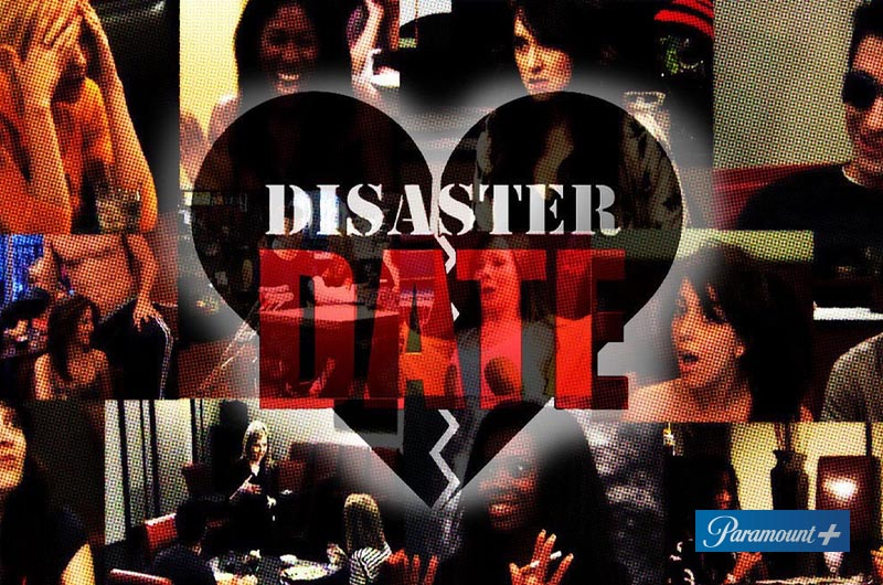 Disaster Date Paramount+suoratoistopalvelussa