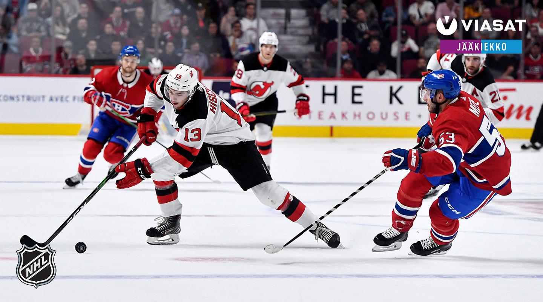 NHL 2019–2020