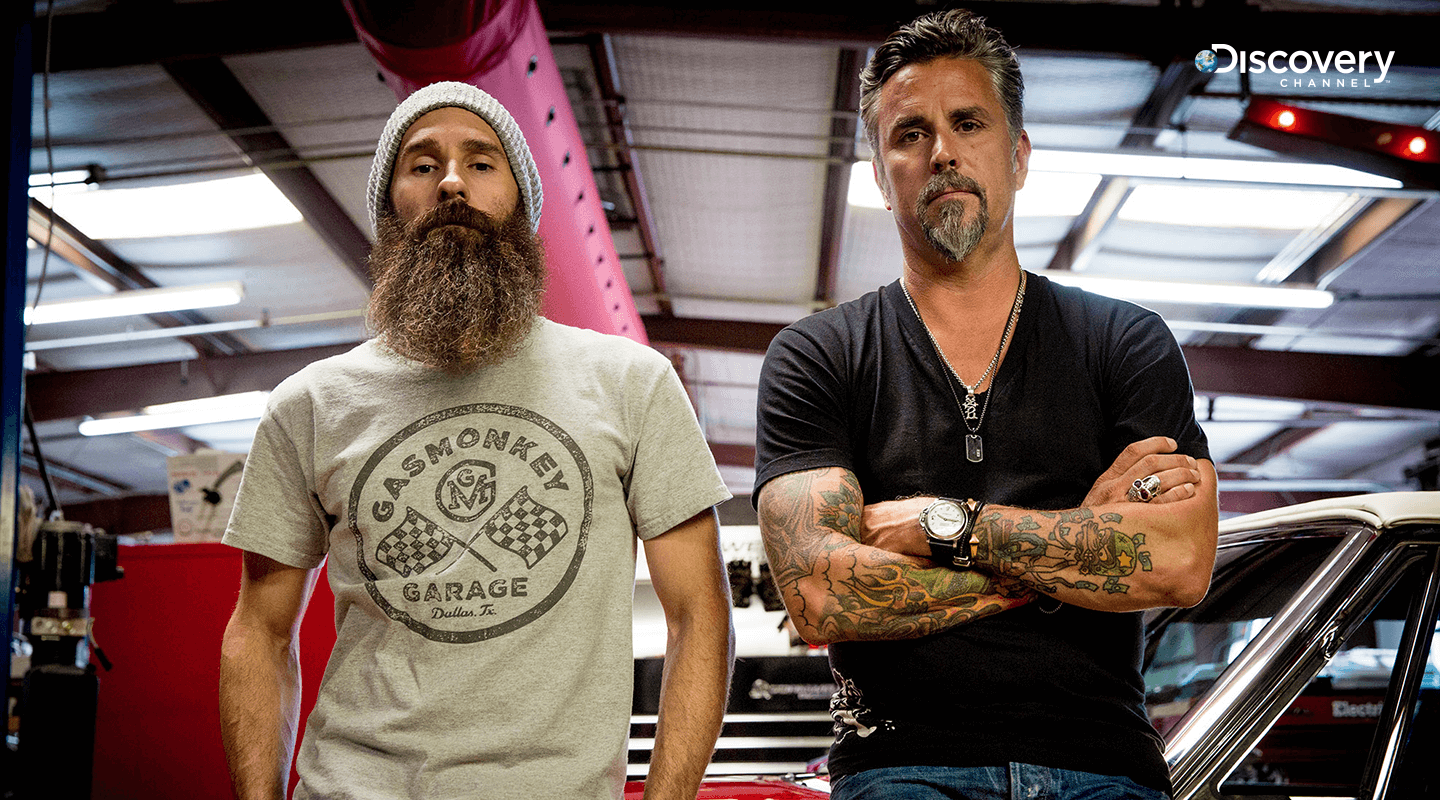 Discovery Channel Fast n' loud