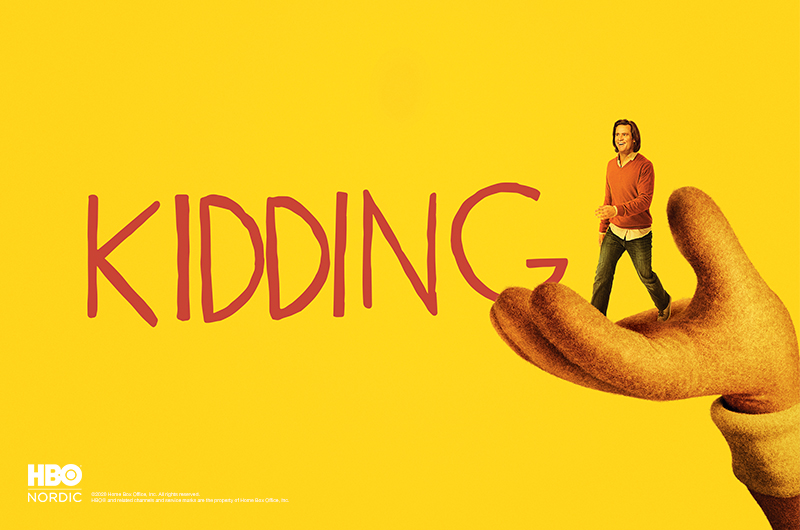 Kidding HBO Nordicilla
