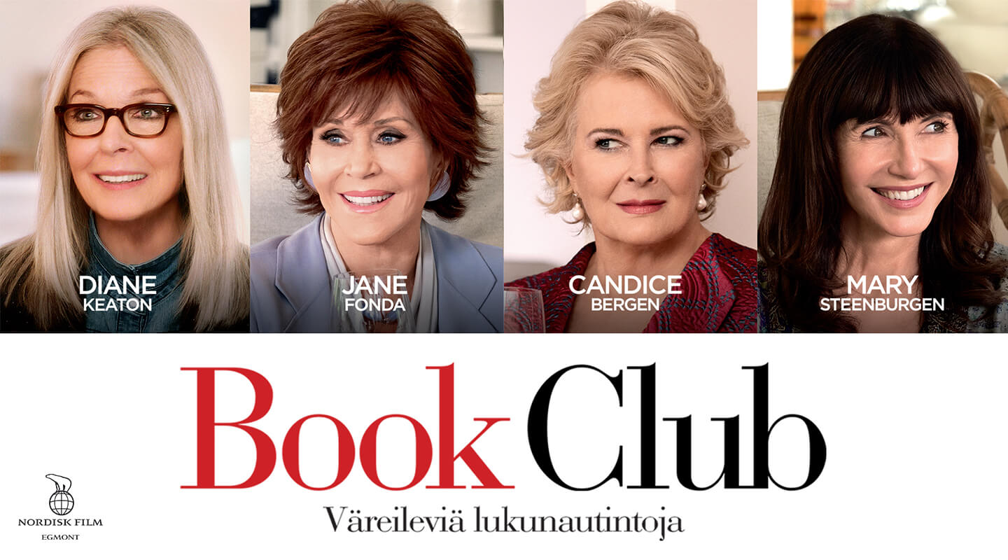 Vuokraamo - Book Club