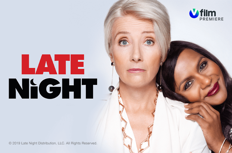 Late Night – V film premiere