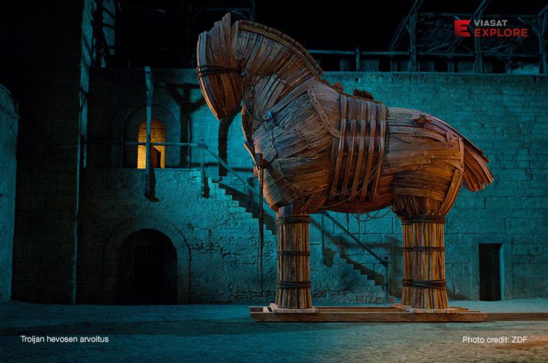 Troijan Hevosen Arvoitus Viasat Explore