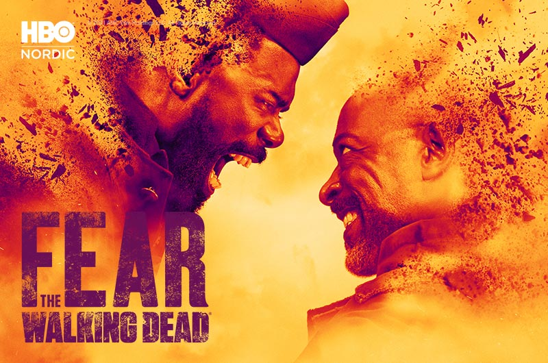 Fear The Walking Dead HBO Nordicilla