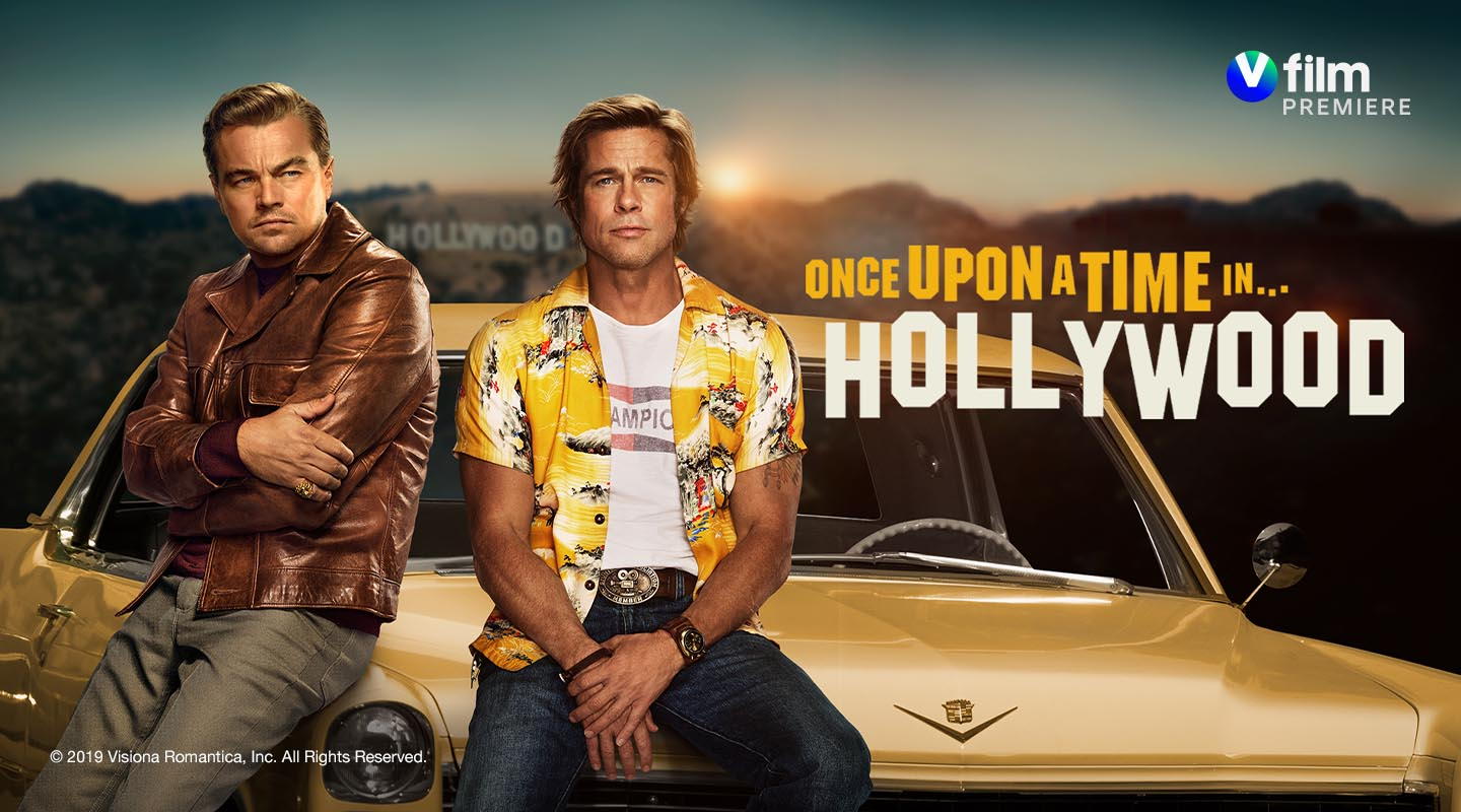 Once Upon A Time... In Hollywood V film premiere -kanavalla