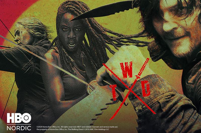 The Walking Dead kausi 10
