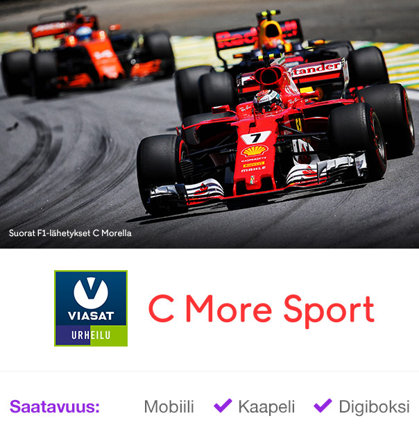 Viasat Urheilu + C More Sport