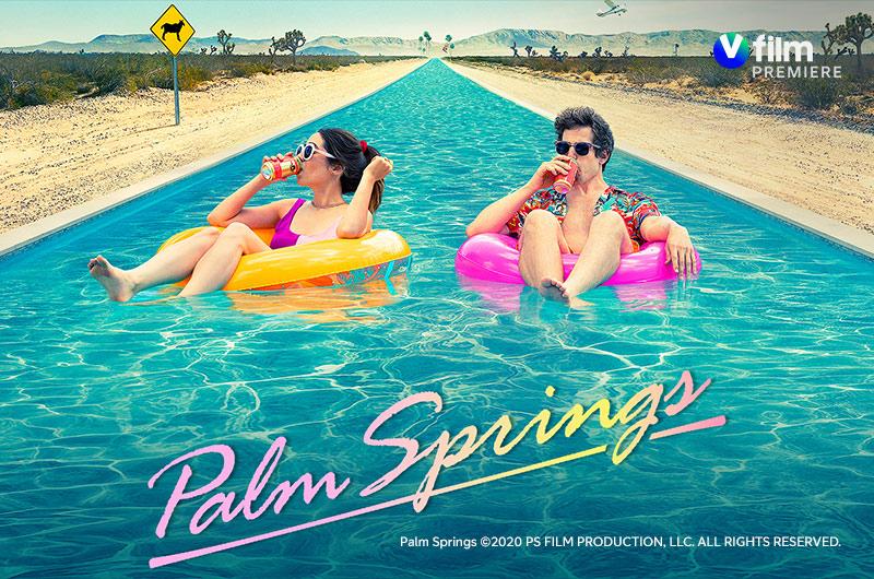 Palm Springs V film premiere -kanavalla