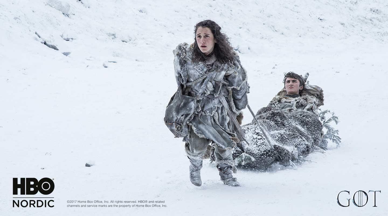Game of Thrones HBO Nordicilla