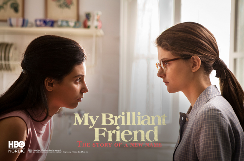 My Brilliant Friend HBO Nordicilla
