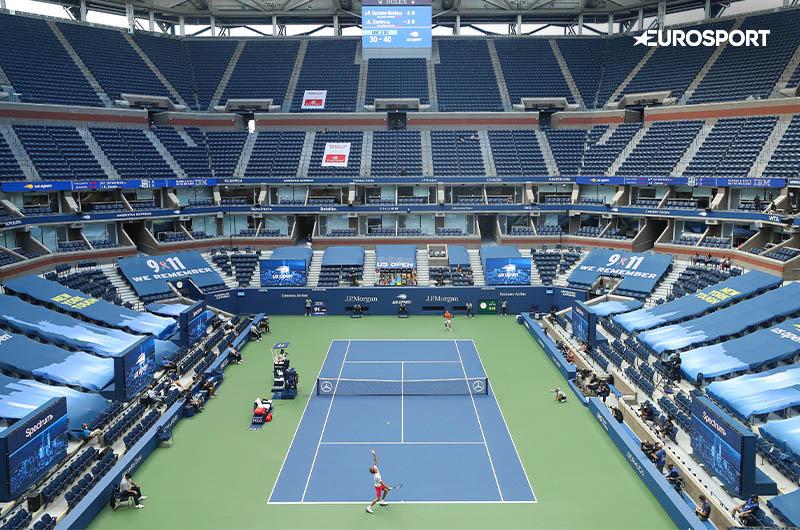 Tennistä Eurosportin kanavilla