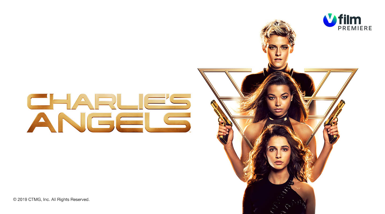 V film - Charlies Angels