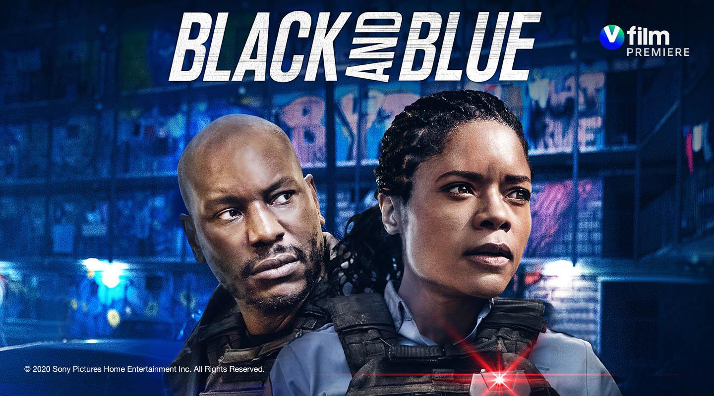 V film - Black and Blue