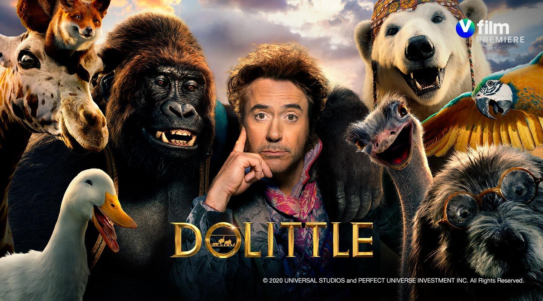 Eläintohtori Dolittle
