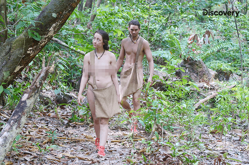 Discovery - Naked and Afraid