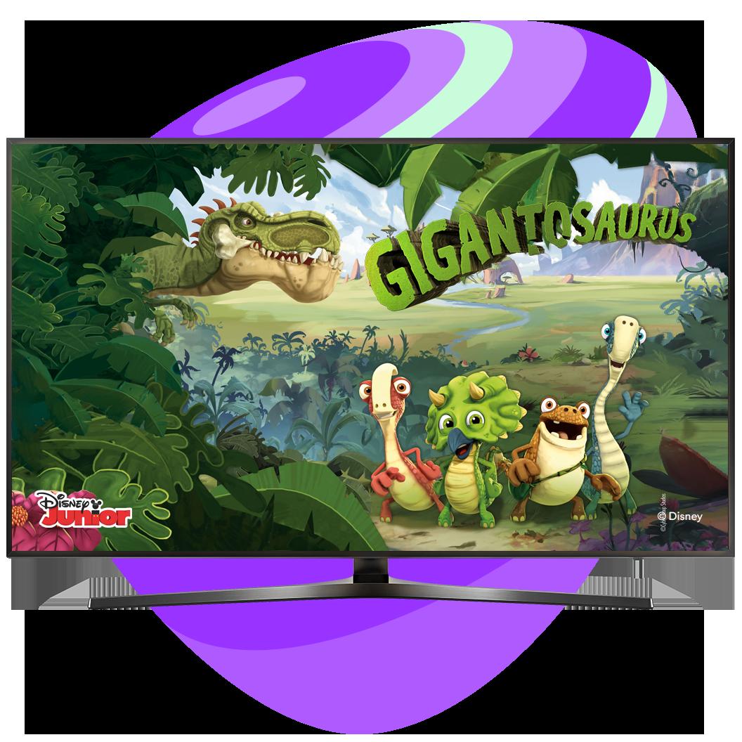 Gigantosaurus Disney Junior