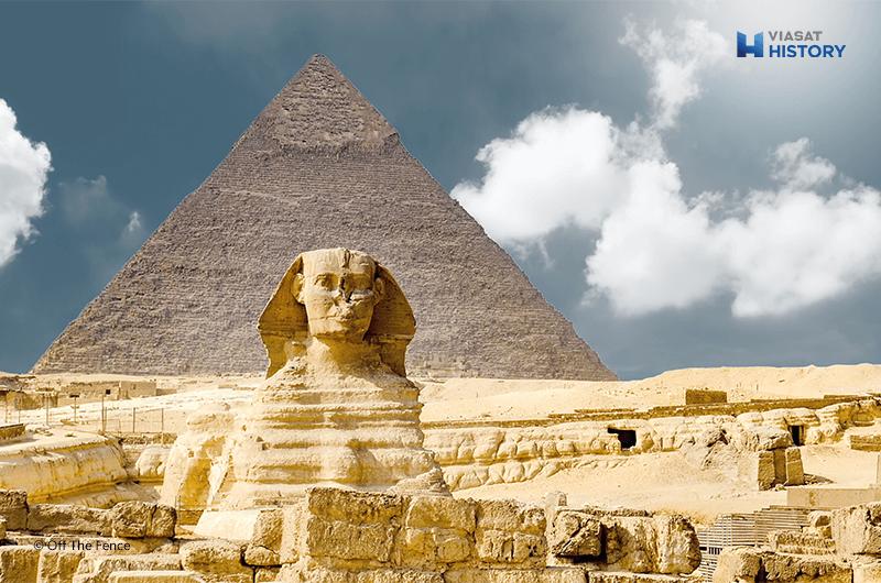 Muinaiset rakentajat Viasat History