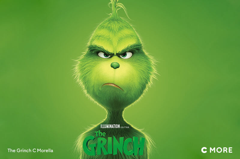 The Grinch, C More
