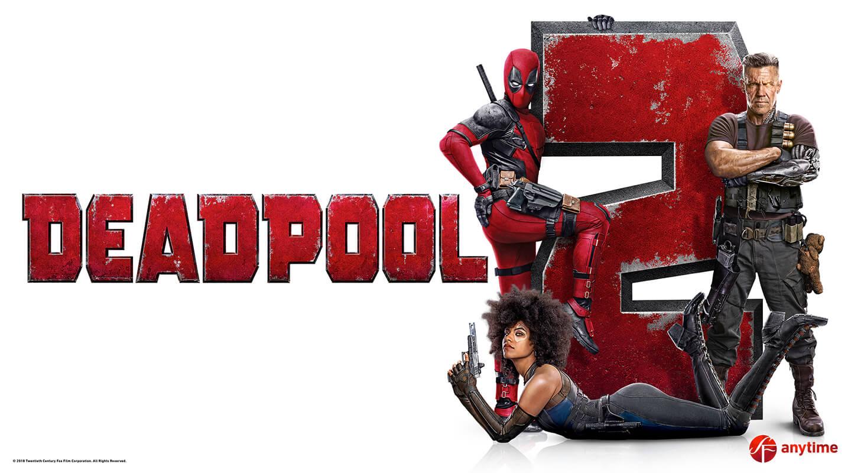 Vuokraamo - Deadpool 2