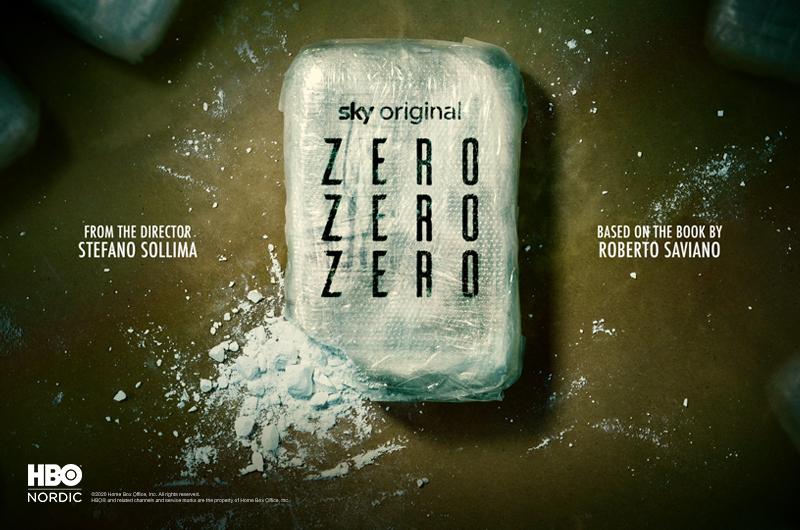 Zero Zero Zero HBO Nordicilla