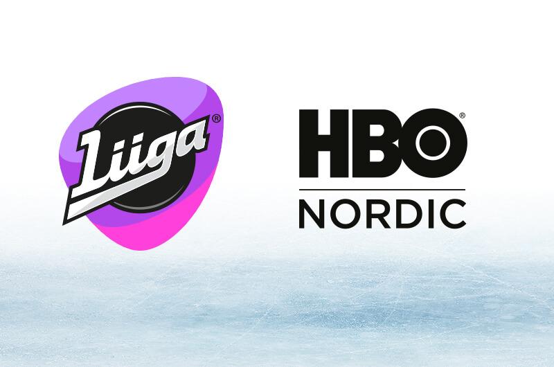 Liiga-passi + HBO Nordic