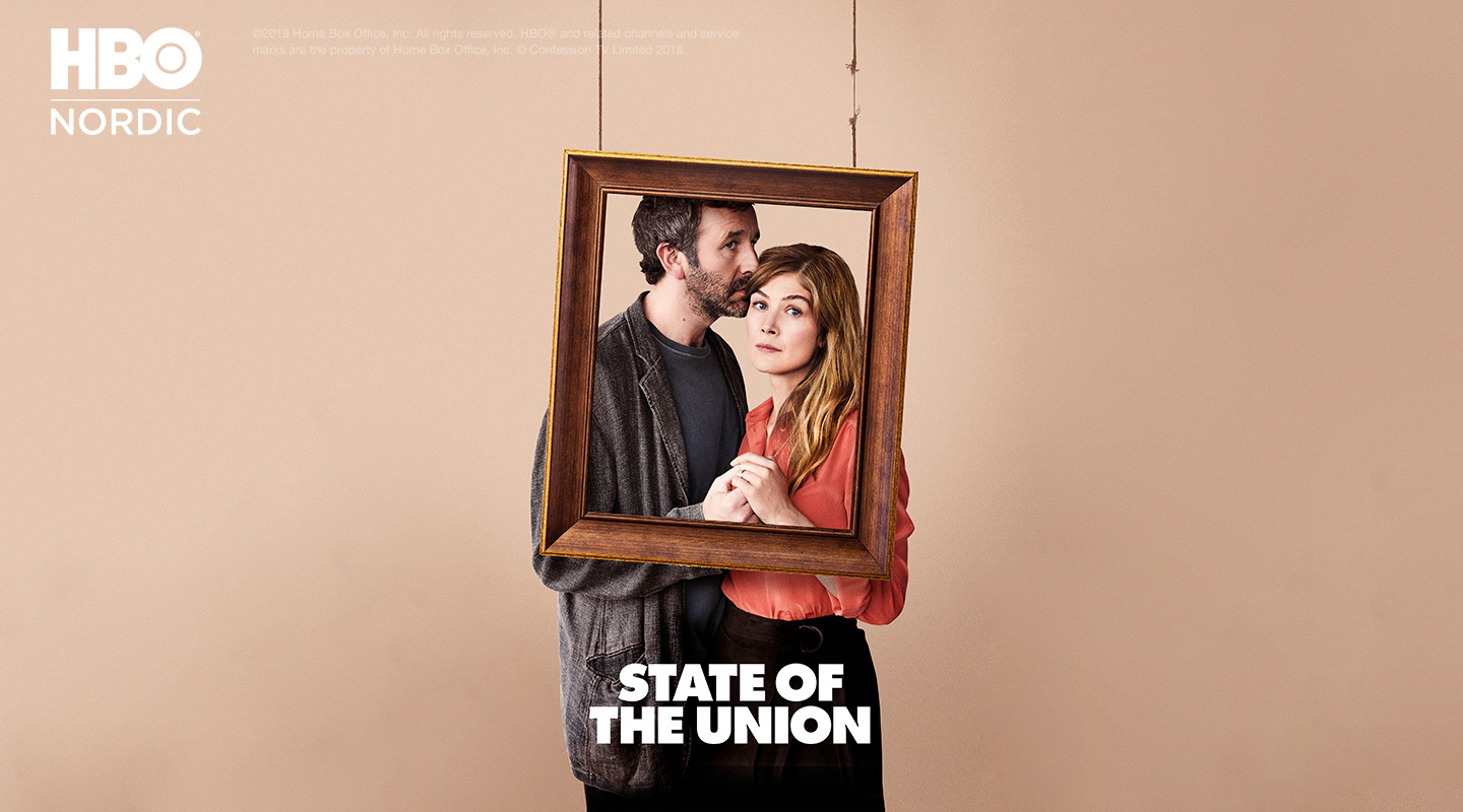 State of the union HBO Nordic