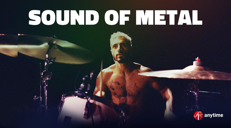 Sound of Metal Vuokraamossa