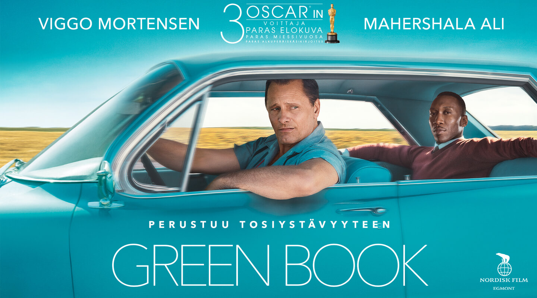 Vuokraamo Green Book Split 1440x800