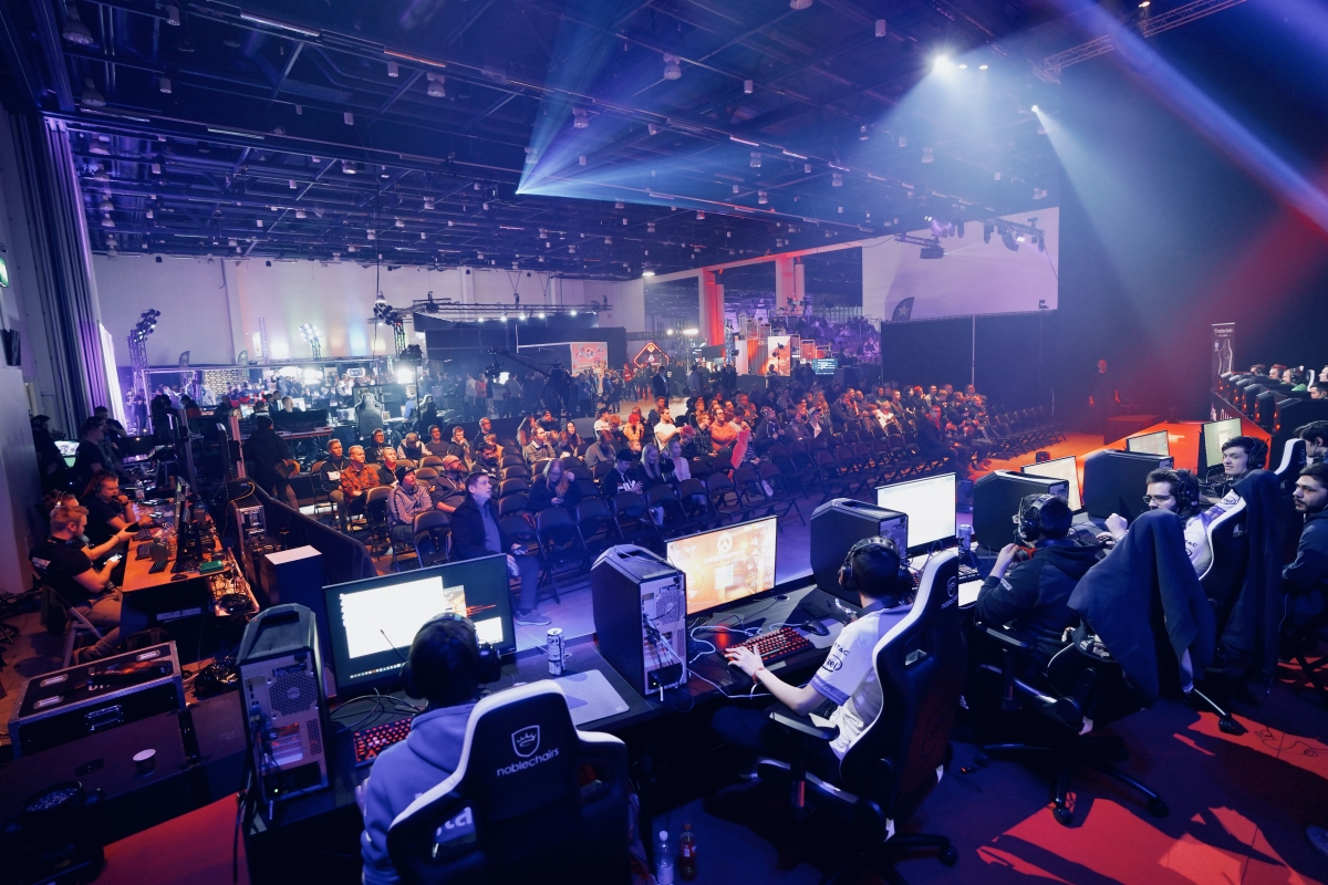 Assembly Telia Esports Series
