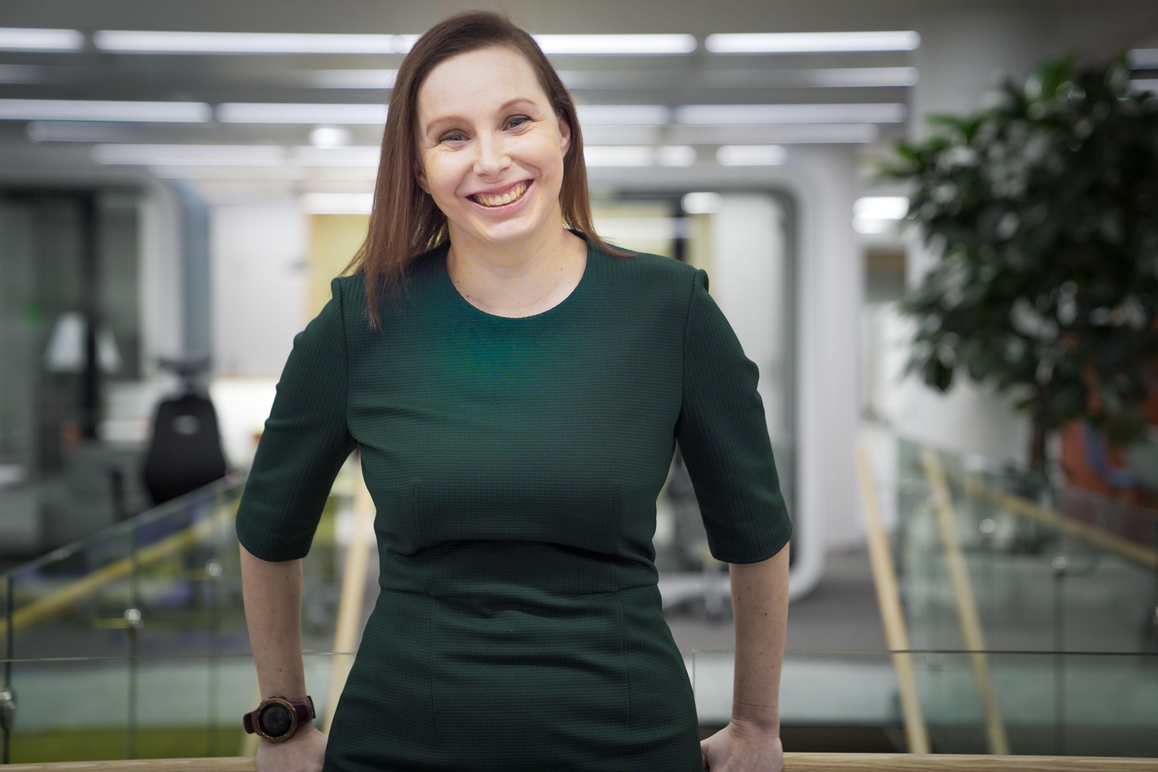Kati Riikonen, Telia