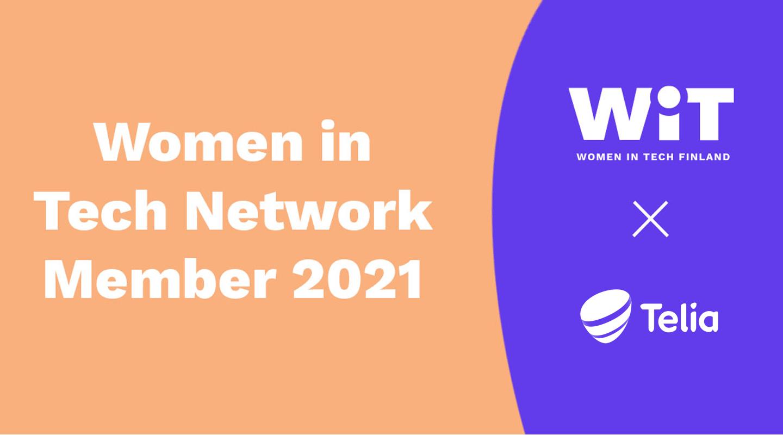 Women In Tech 2021 x Telia