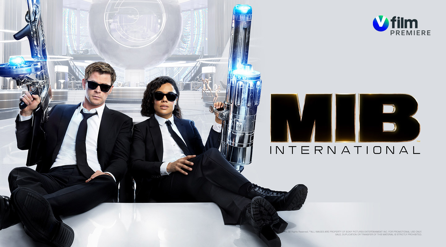 V film – Men In Black International