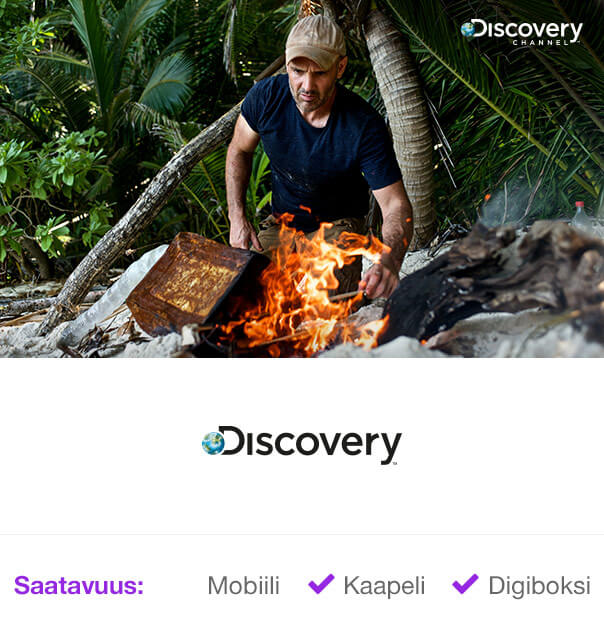 Discovery – Ed Stafford: First Man Out