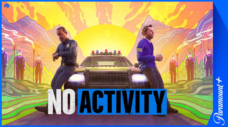 No Activity Paramount+-palvelussa